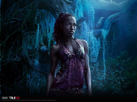 Rutina Wesley - True Blood Wallpaper