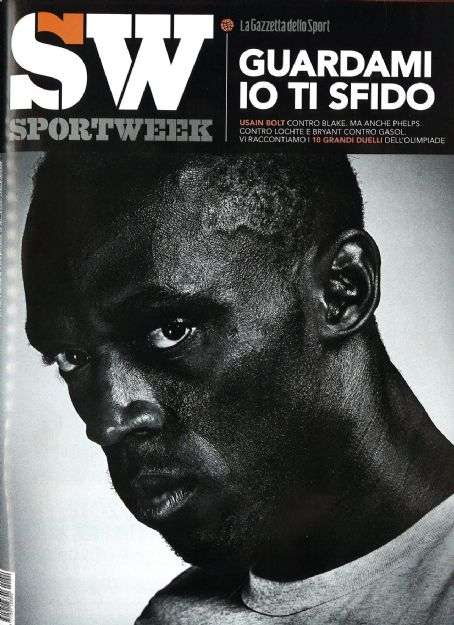 Usain Bolt - Sport Week Italy