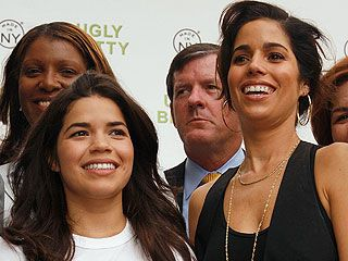 Ugly Betty Stars Feel At Home in New York