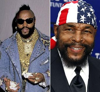 Where Are They Now? -- Mr. T