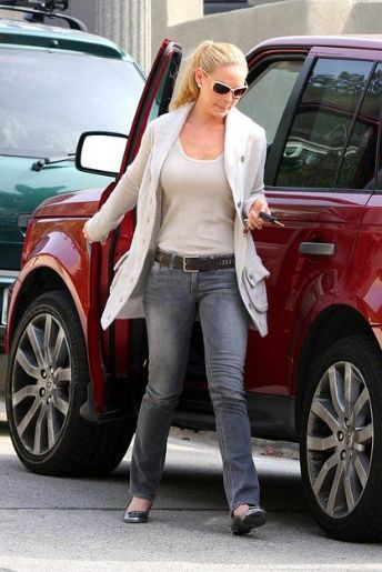 Hot Cars of the Stars - Katherine Heigl
