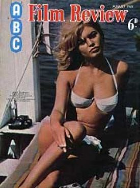 Brigitte Bardot - ABC Film Review Magazine [United Kingdom] (August 1968)