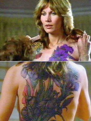 Maud Adams, Tattoo (1981),,