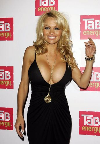 Related Links: Pamela Anderson