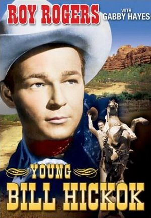Young Bill Hickok (1940) Poster