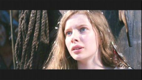 Wendy Darling Rachel Hurd Wood as  in Universal Pictures' action/adventure Peter Pan - 2003