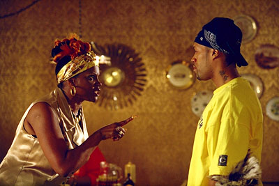 Anna Maria Horsford and Redman in Universal's How High - 2001