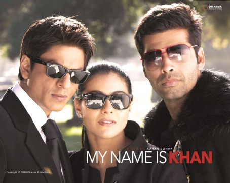 Karan Johar My Name is Khan Wallpaper