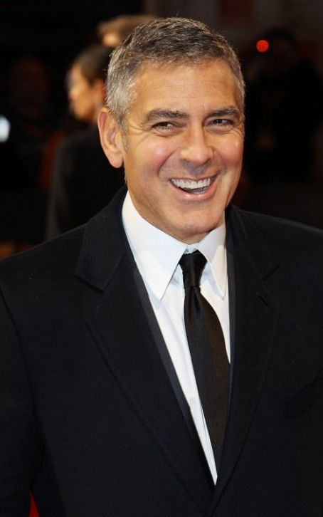 George Clooney: 2012 BAFTA Awards Arrival