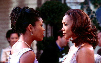 Two Can Play That Game Gabrielle Union and Vivica A. Fox in Screen Gems'  - 2001