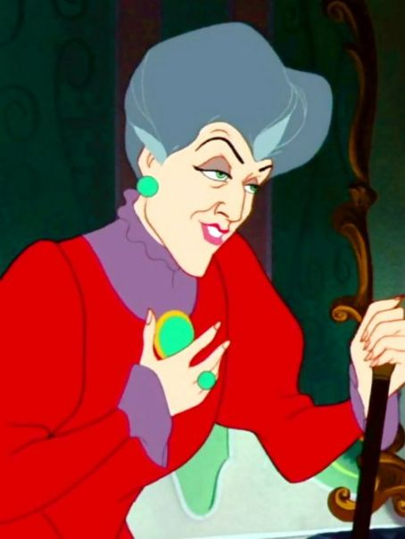 Eleanor Audley Lady Tremaine from Cinderella,Disney,