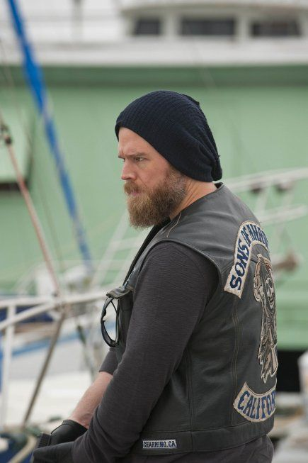 Ryan Hurst 2010 Fall TV Preview - Sons of Anarchy Photo Gallery