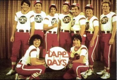 Anson Williams The Softball Team