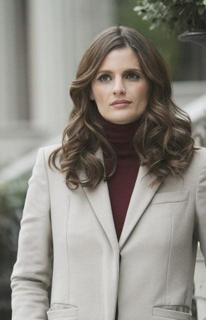 Stana Katic - Castle (2009)