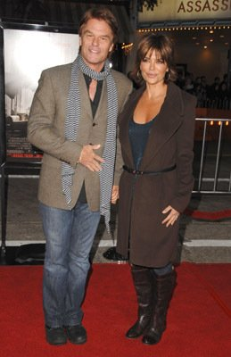 Harry Hamlin - NINE Los Angeles Premiere