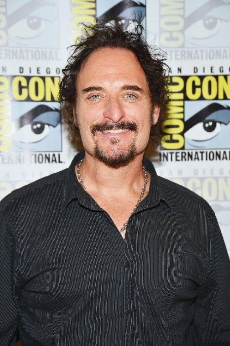 Kim Coates Photos from Comic-Con 2012: Day 4