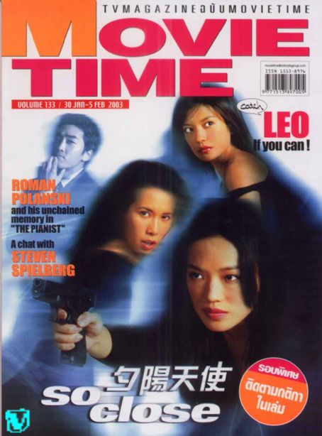 Zhao Wei - Movie Time Magazine [Thailand] (27 January 2003)