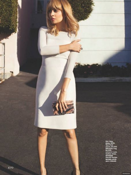 Nicole Richie California Style Magazine March 2012