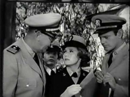 Kathy Nolan Kathy with Edward Andrews & Dick Sargent in Broadside
