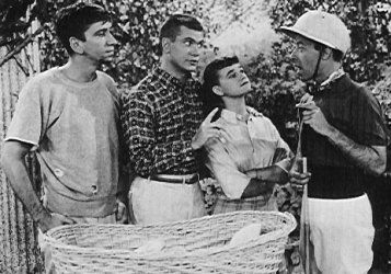 Sheila James  in Dobie Gillis