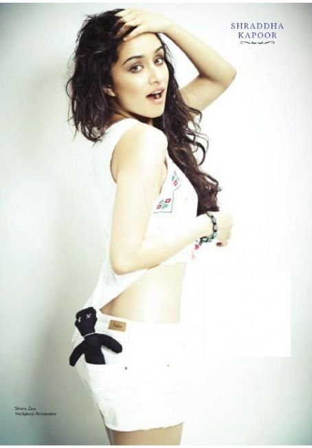 Shraddha Kapoor - FHM Magazine Pictorial [India] (May 2013)