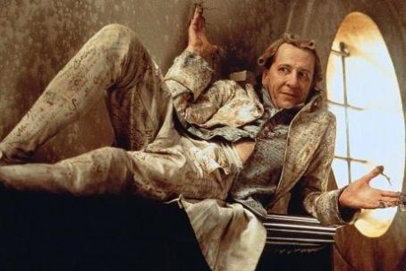 Quills Geoffrey Rush in  (2000)