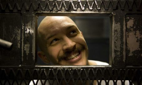 Michael Peterson Tom Hardy in BRONSON, a Magnet Release. Photo courtesy of Magnet Releasing.