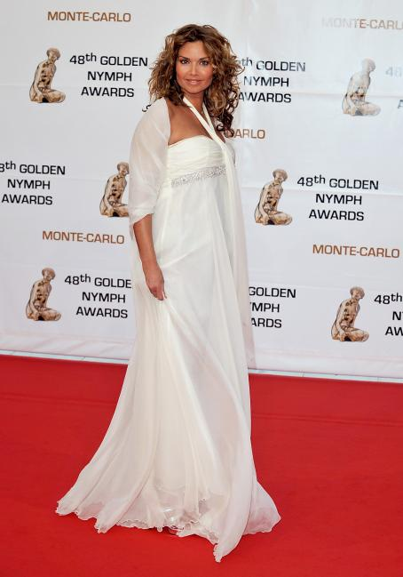 Ingrid Chauvin - Golden Nymph Awards Ceremony During The 2008 Monte Carlo Television Festival, 12.06.2008.
