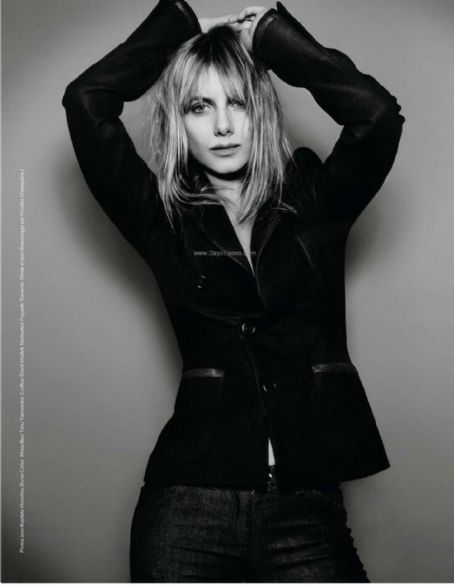 Mélanie Laurent - Melanie Laurent ELLE a Paris Magazine Pictorial March 2010 Georgia