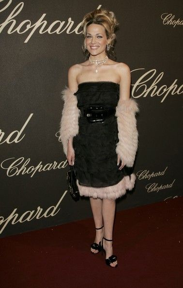 Laura Chiatti - Cannes - The Chopard Trophy