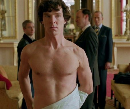 Mark Gatiss Sherlock - A Scandal in Belgravia (2012)