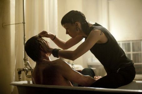 Rooney Mara and Daniel Craig - The Girl with the Dragon Tattoo