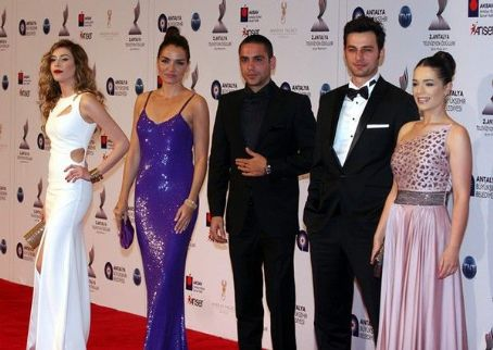 Kadir Dogulu - The 2nd Antalya Television Awards - 2011