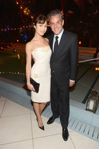 Danny Huston - CHANEL Hosts a Dinner And Auction To Benefit The Henry Street Settlement