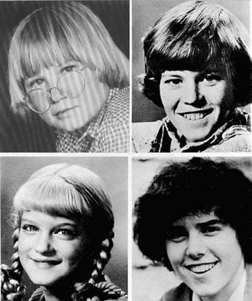 Susan Olsen - The Brady Bunch