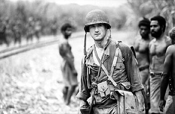 Elias Koteas  in 20th Century Fox's The Thin Red Line - 1999