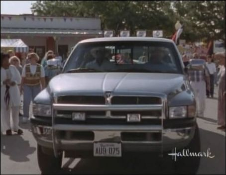 Walker, Texas Ranger - dodge ram