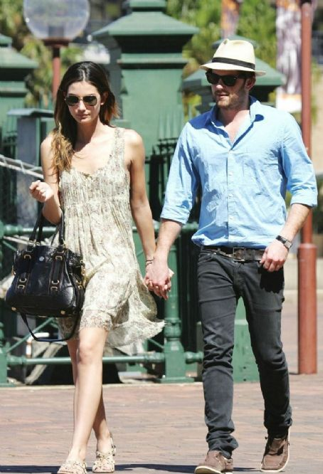 Lily Aldridge  and Caleb Followill