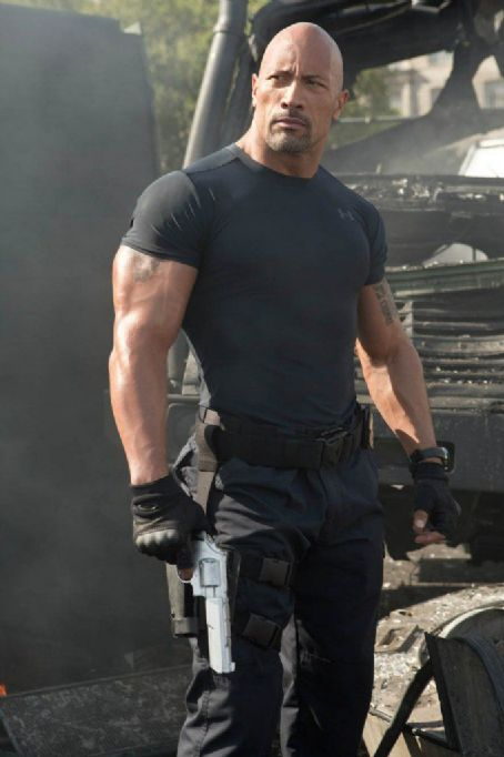 Dwayne Johnson - Fast & Furious 6 (2013)