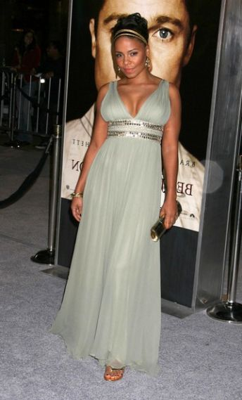 Lathan Fashion and Style - Sanaa Lathan Dress, Clothes, Hairstyle ...