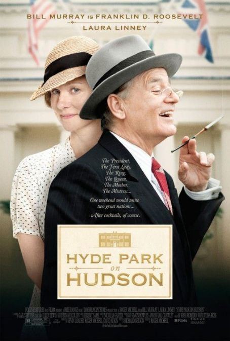 Hyde Park on Hudson Poster - Who's Dated Who?