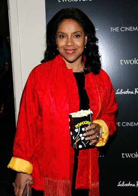 Phylicia Rashad The Cinema Society and Salvatore Ferragamo Host a Screening of