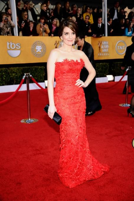 Tina Fey - 17 Annual Screen Actors Guild Awards at The Shrine Auditorium on January 30, 2011 in Los Angeles, California