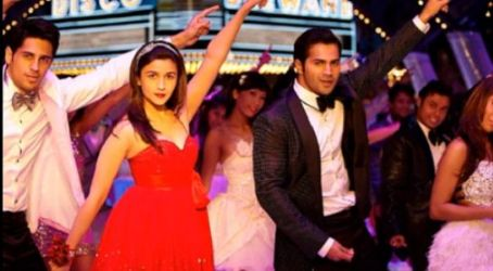 Varun Dhawan New Pictures from Student of the year 2012 movie