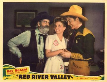 George 'Gabby' Hayes - Red River Valley
