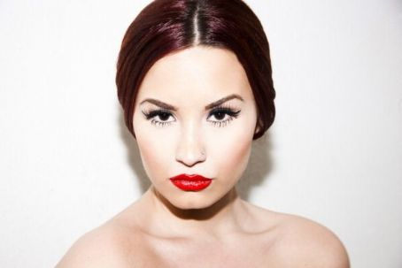 Demi Lovato - Photoshoot Tyler Shields 2012