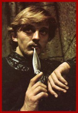 Camelot David Hemmings as Mordred in  (1967)