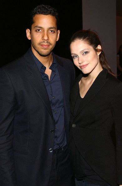 David Blaine  and Lonneke Engel