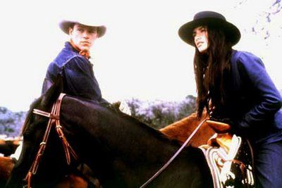 All the Pretty Horses Penelope Cruz and Matt Damon in All The Pretty Horses (2000)