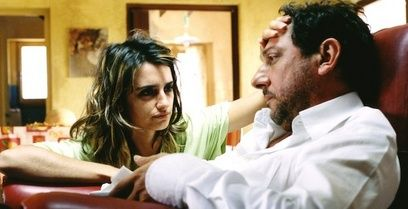 Sergio Castellitto Penelope Cruz and